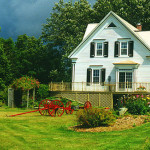 Stay at Bayside Farm & Cottages and relive a Nova Scotia vacation tradition.